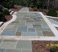 Full Color Pattern Flagstone