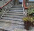 Full Color Natural Treads - Rock Faced
