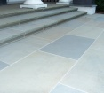 PA Flagstone / Step Treads - Rock Faced